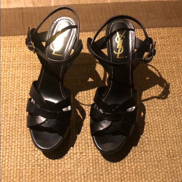 Yves Saint Laurent Shoes   Ysl Brand